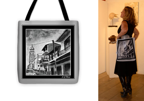 Le Quartier Tote (Grey Shade)