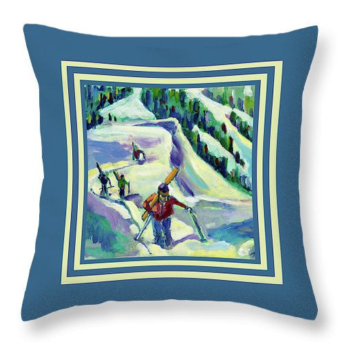 Ridge Hikers Pillow