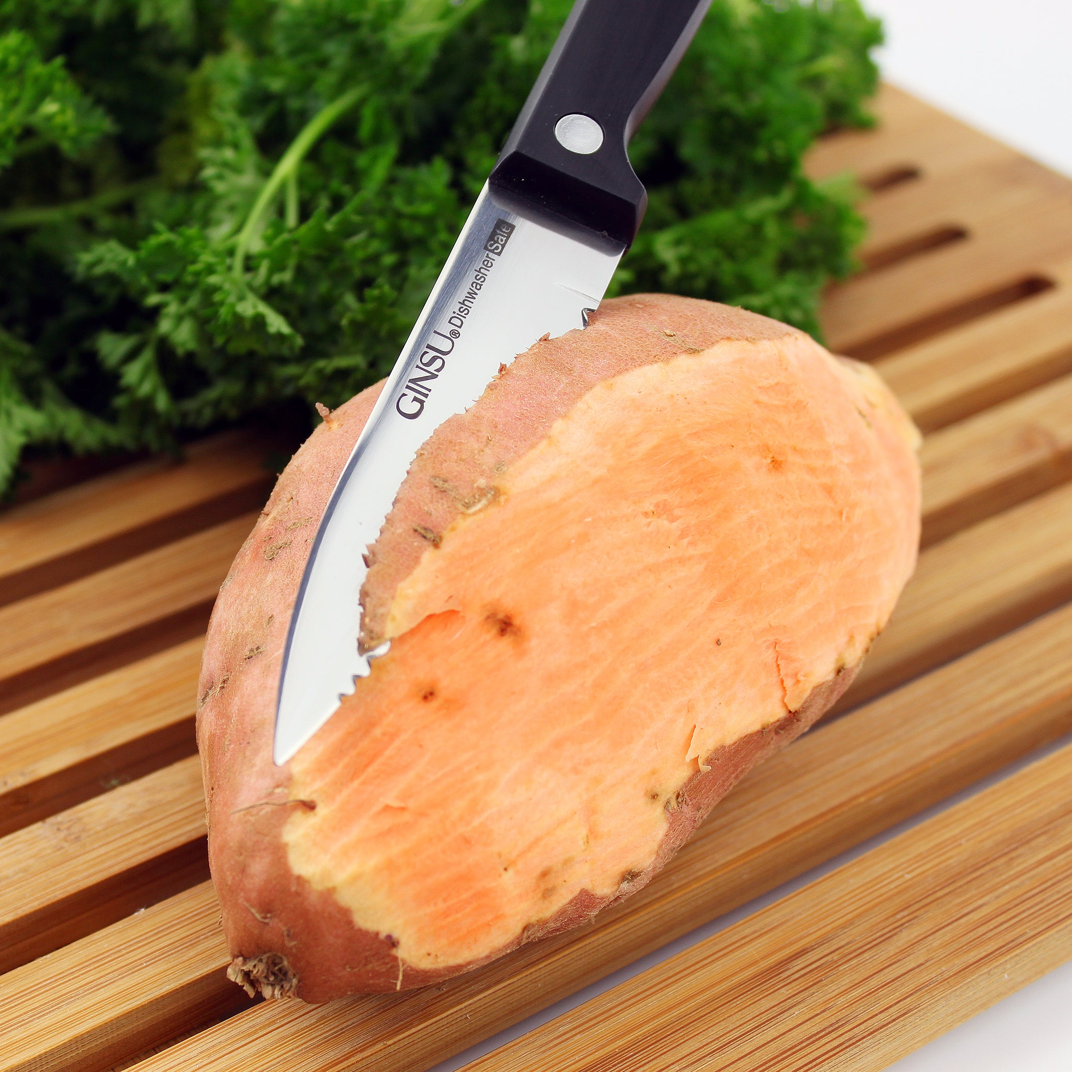 "Ginsu DishwasherSAFE Series: 3.5"" Paring Knife - Ginsu"