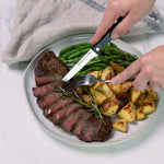 Ginsu®Kiso™ Original Slicer and Steak Knife Set - Ginsu