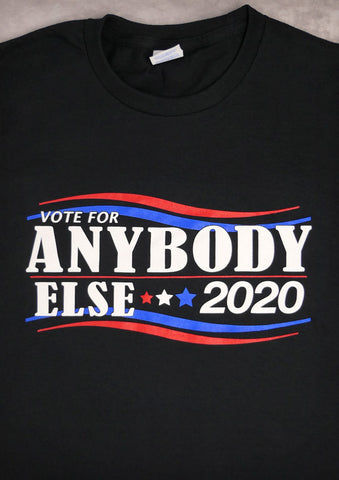 Vote – Men's Black T-shirt