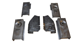 Body Mount Repair 6 Pc BMSET6