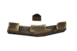 1998-2004 Toyota Tacoma Mid Frame Section Rust Repair with Spring Mount Passenger Side TACOMASKIDRH