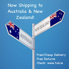 We're Shipping to Australia & NZ