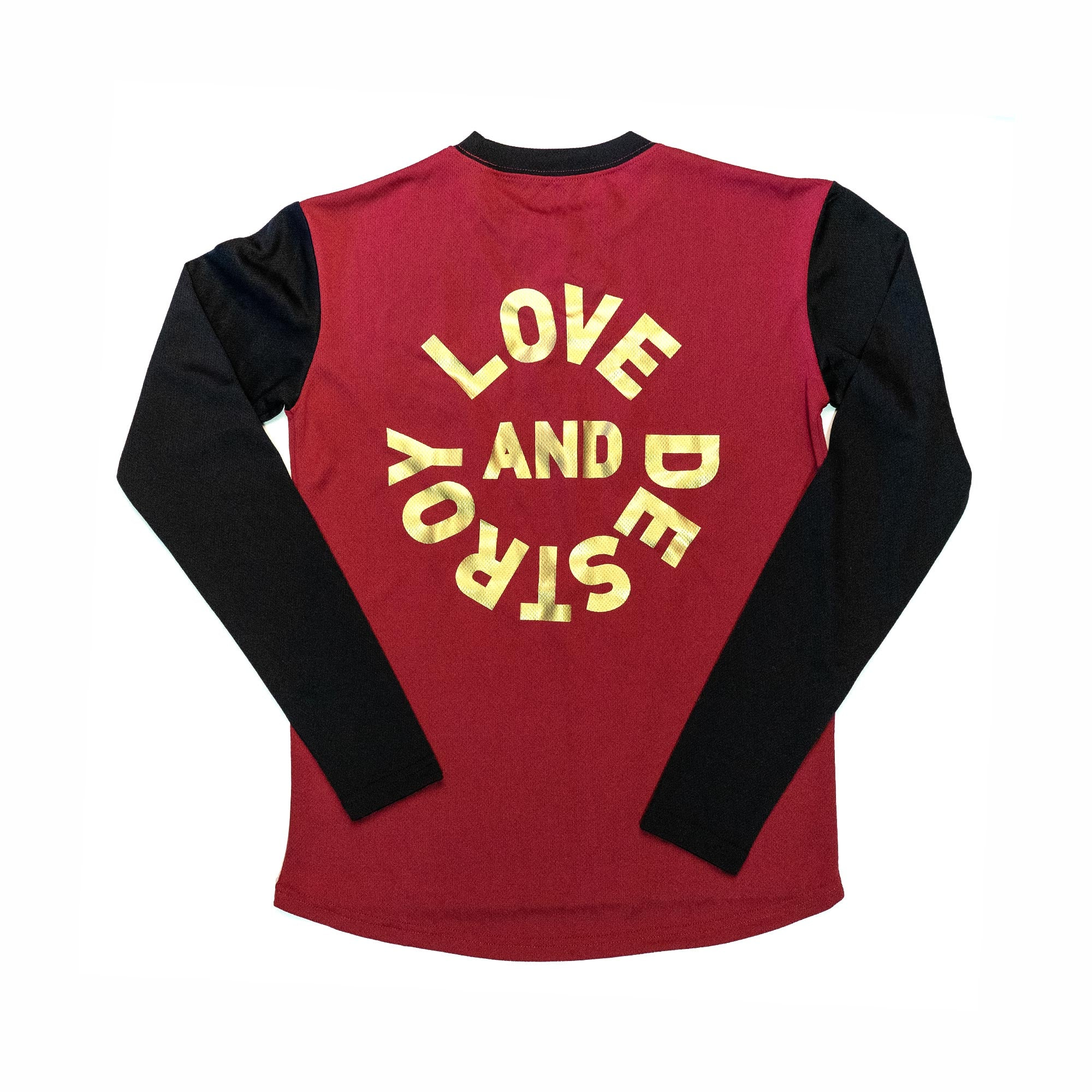 Love and Destroy Long Sleeve Jersey