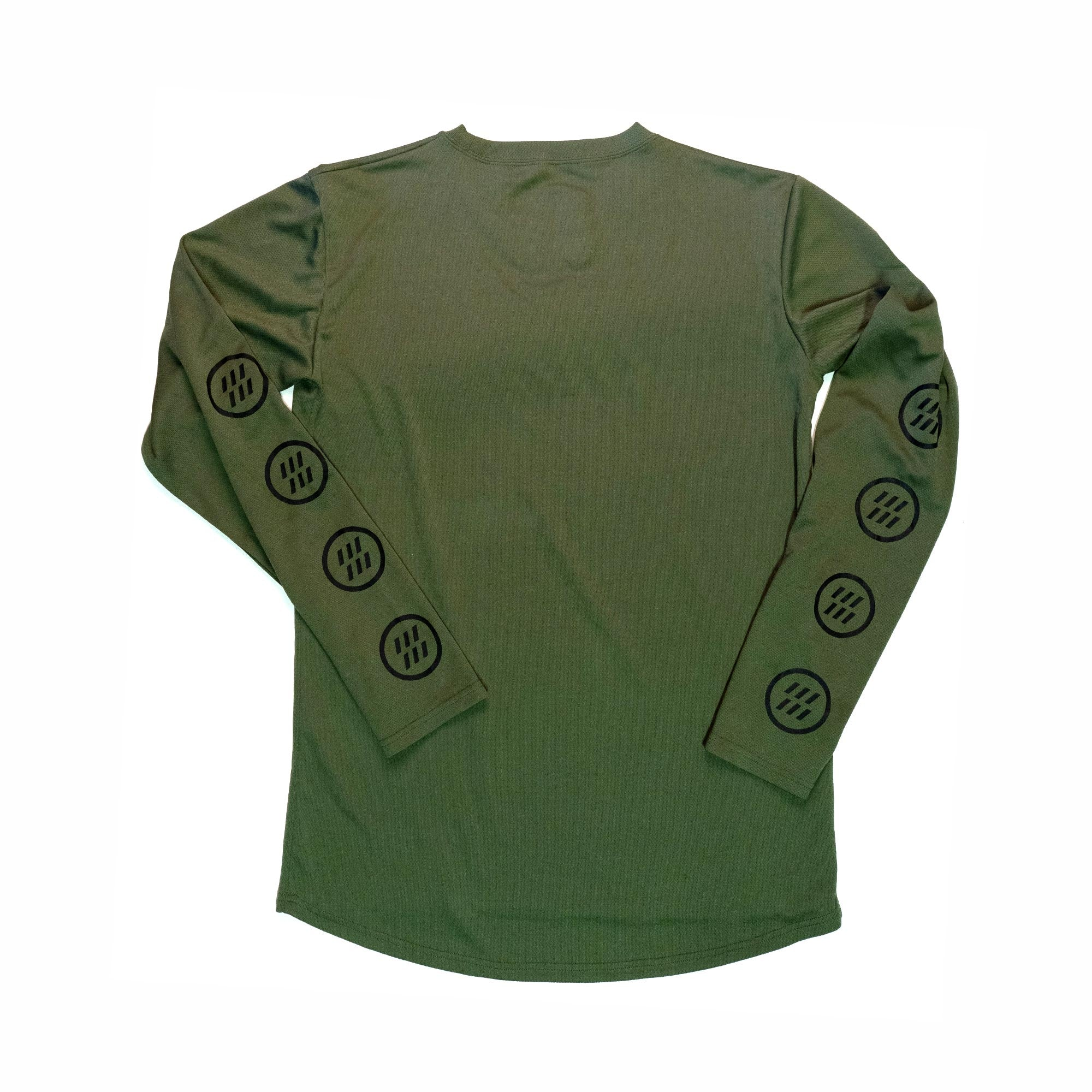 Name Drop Long Sleeve Jersey