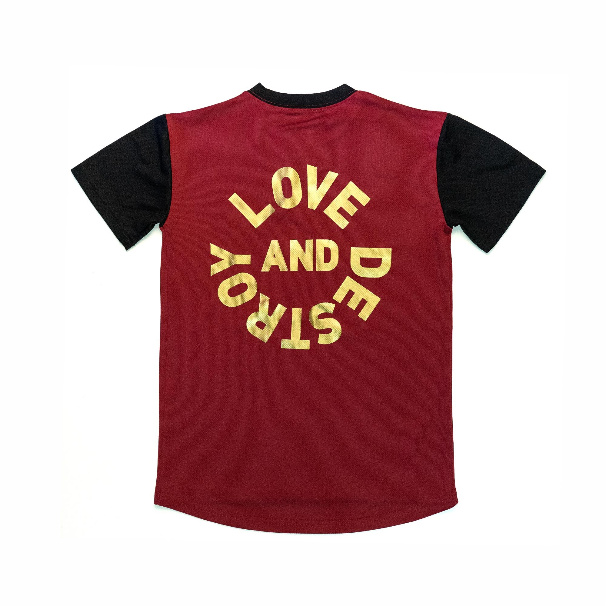 Love and Destroy Short Sleeve