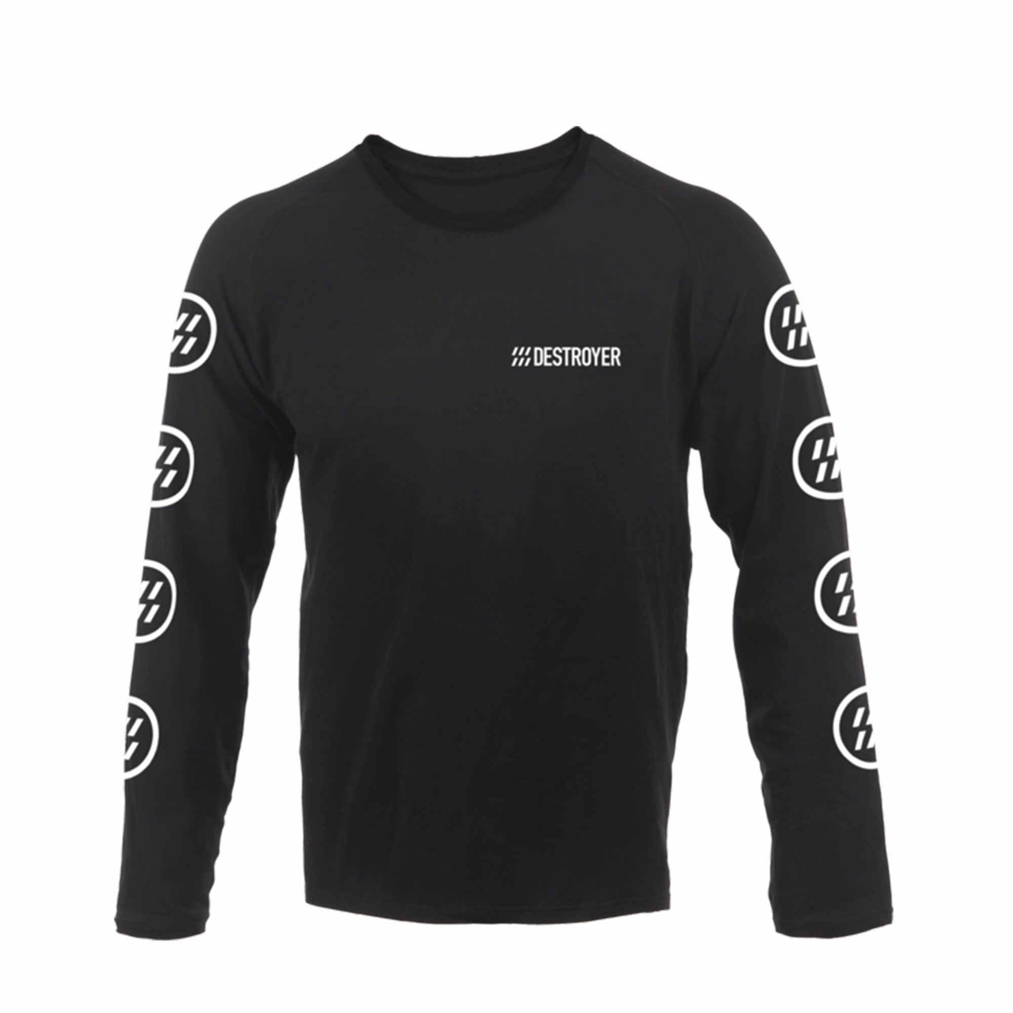 Mixed Up Long Sleeve T-Shirt