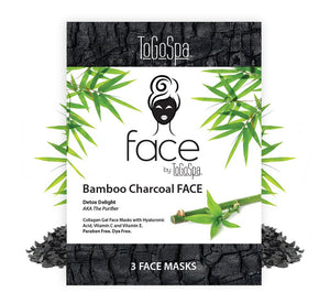 Charcoal FACE by ToGoSpa - The Purifier