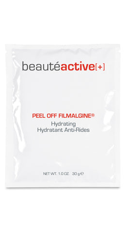 Beaute Active Detox Peel Off Mask 10x30g