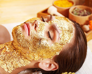 24K Gold Leaf Treatment Package