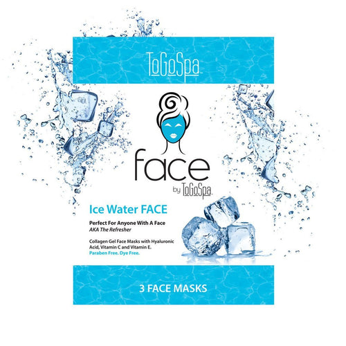 Ice Water FACE by ToGoSpa - The Refresher