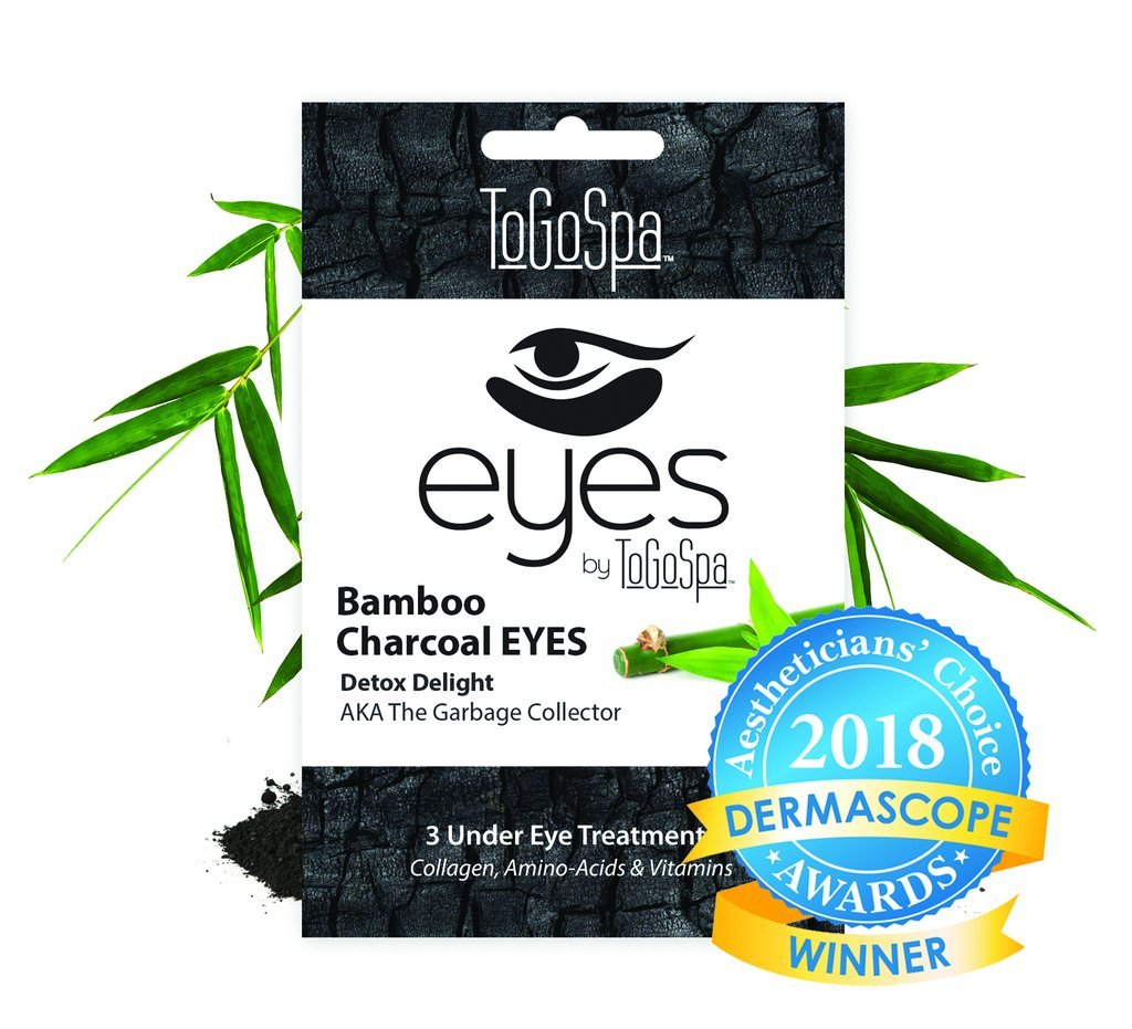 Charcoal EYES by ToGoSpa - The Garbage Collector