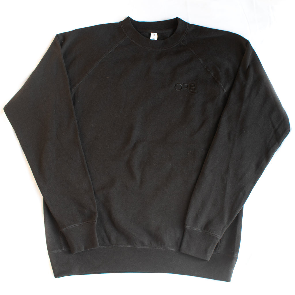 ORB Crewneck Sweatshirt Black