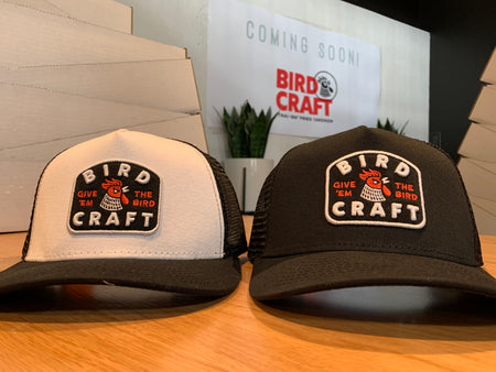Bird Craft Trucker Hat