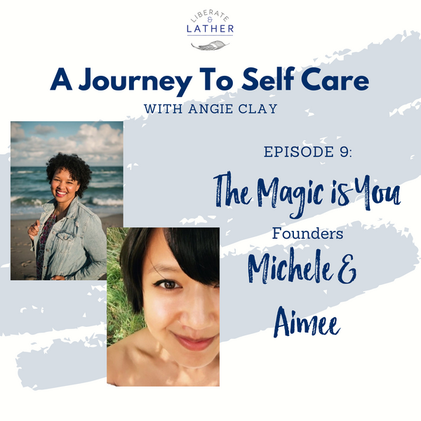 The Magic is You: Michele and Aimee Take 100% Responsibility For Your Life