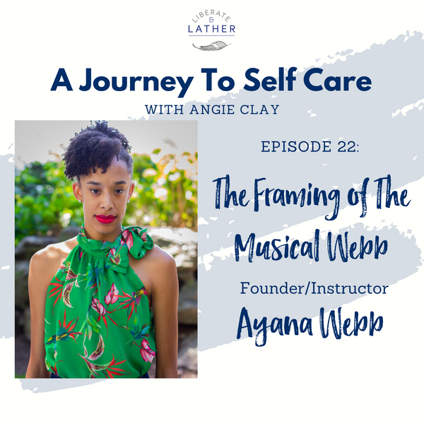 Founder Ayana Webb Discusses the Framing of The Musical Webb