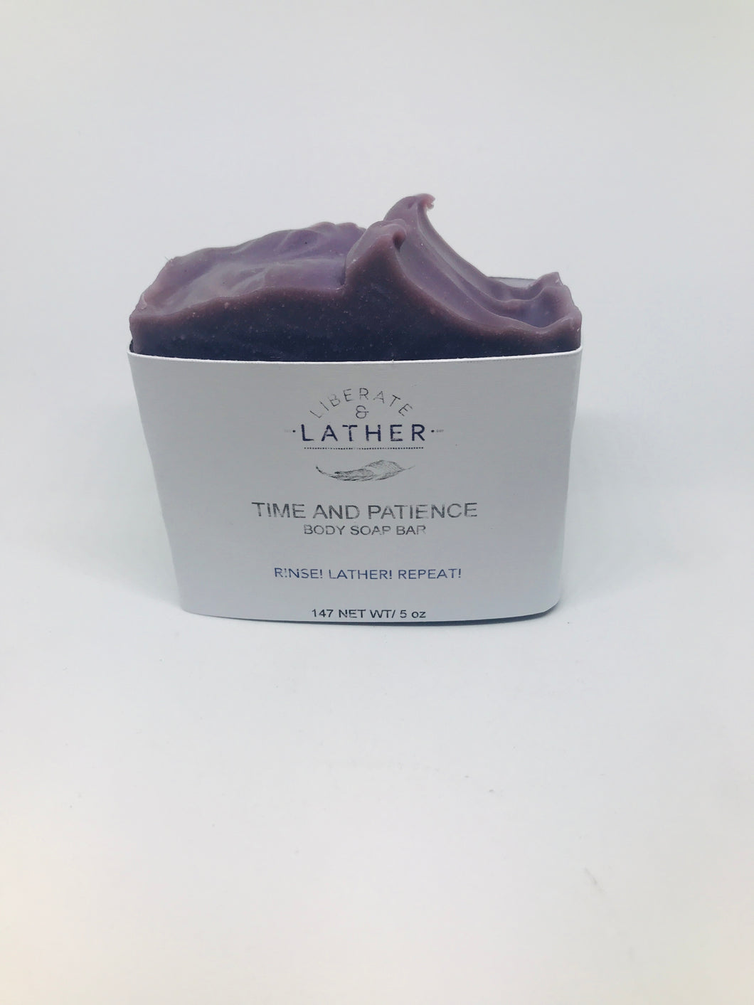 Time and Patience Soap Bar