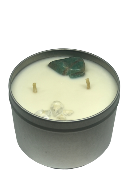 Departure and Arrival Soy Candle