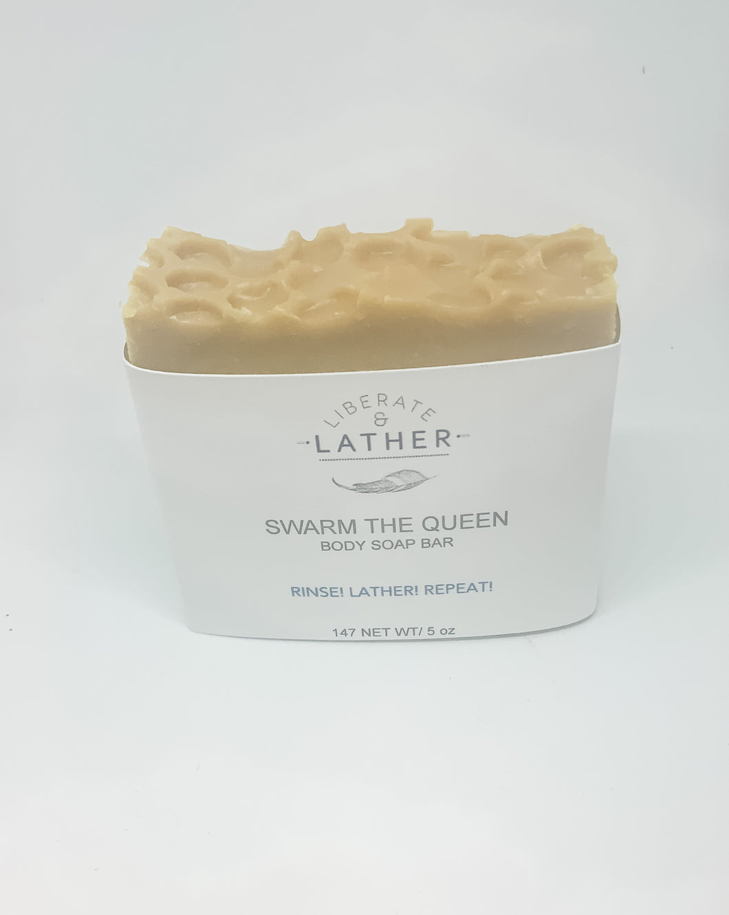 Swarm The Queen Soap Bar