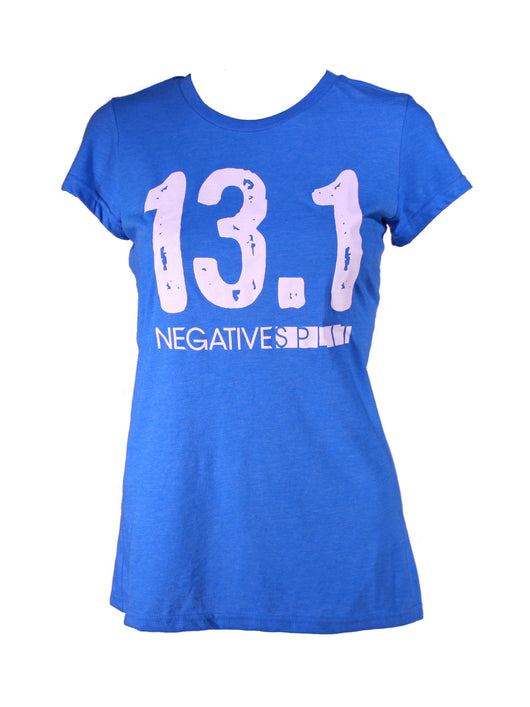 Women 13.1 T-Shirt Blue