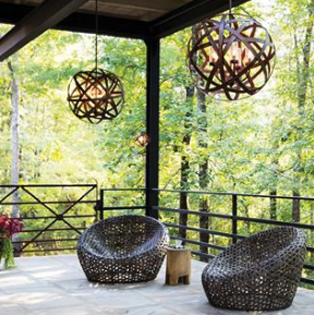 5 Ideas For Outdoor Lighting