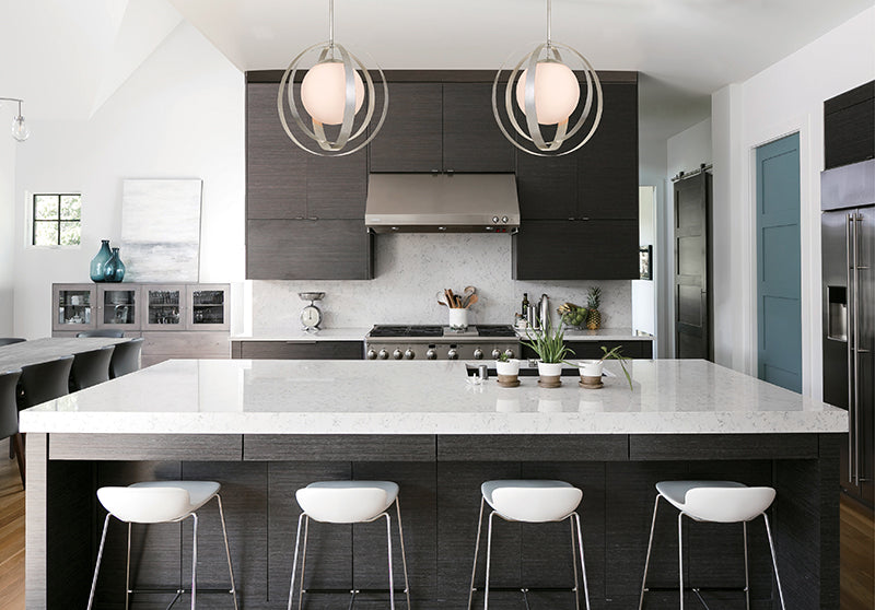Kitchen Trends that Affect Lighting Options