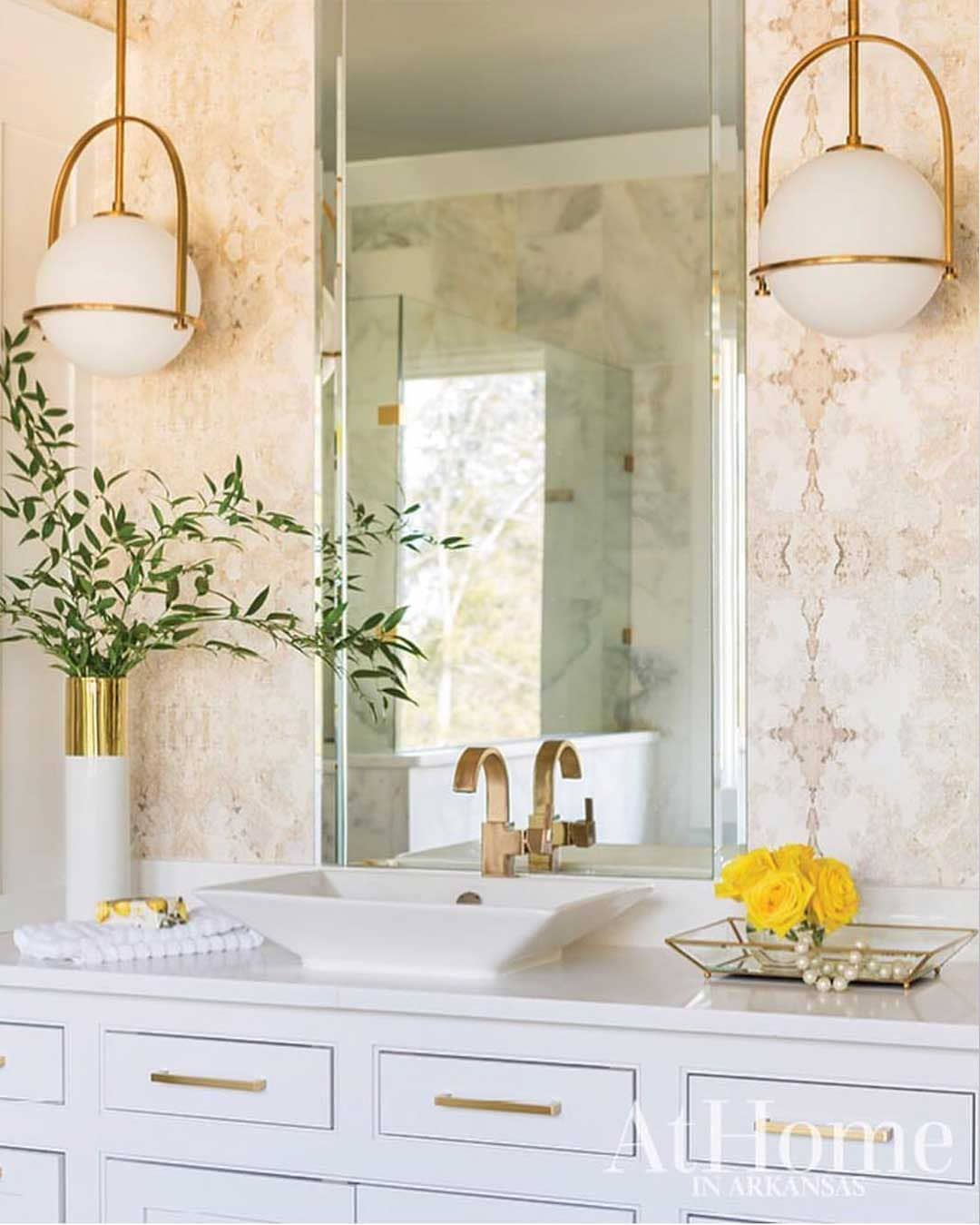 Bathroom Vanity Lights & Fixtures