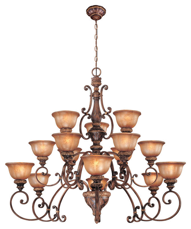 Illuminati - 15 Light Chandelier 1359