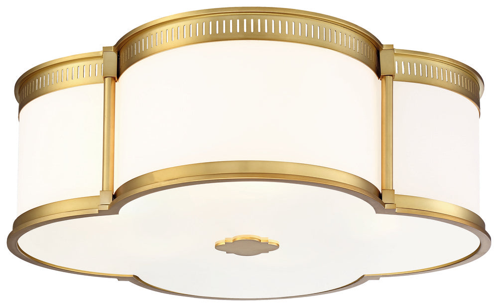 1 Light Led Flush Mount 1824