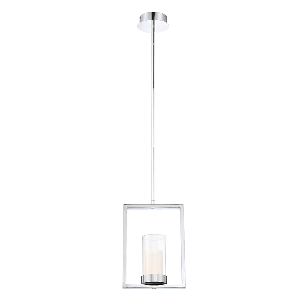 LONDRA,LED PENDANT,CHROME 34038-017*