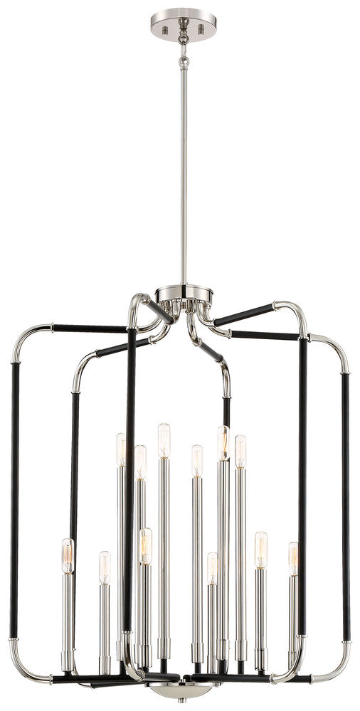 Liege - 12 Light Chandelier 4069