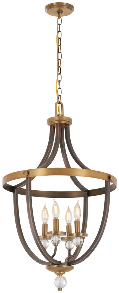 Safra - 4 Light Pendant 4734
