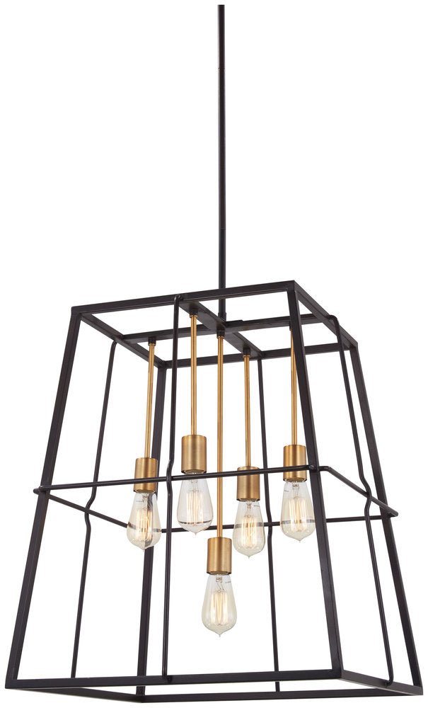 Keeley Calle - 5 Light Pendant 4765