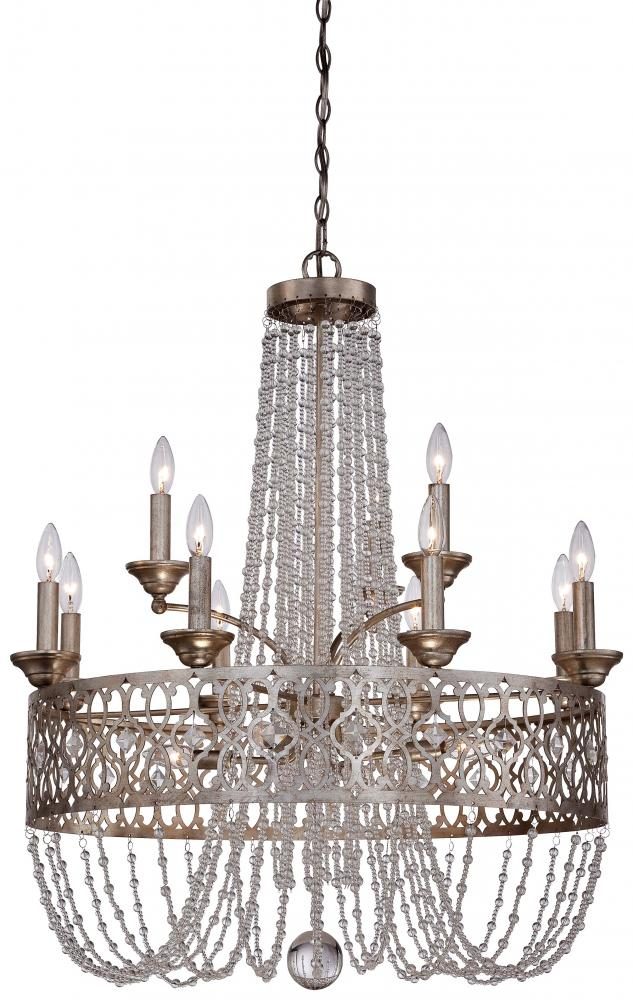 Lucero - 15 Light Chandelier 4849