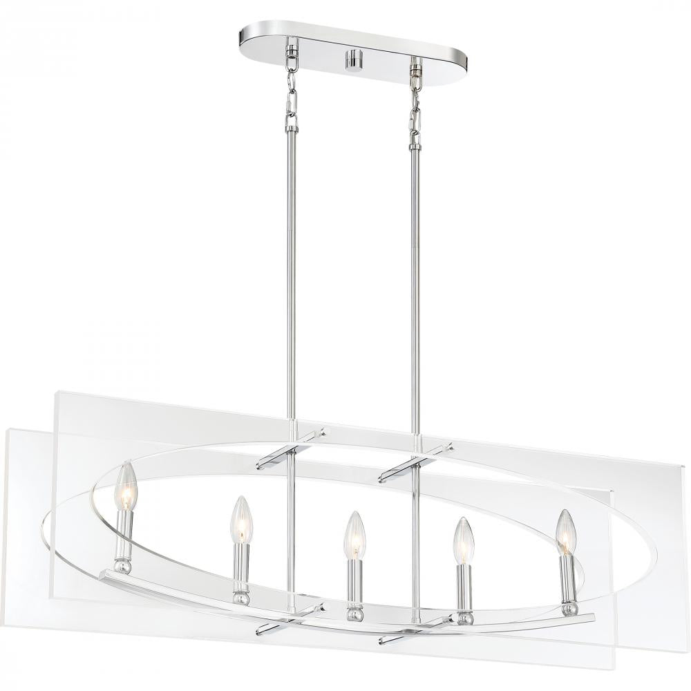 Midpoint Island Chandelier MDP538C