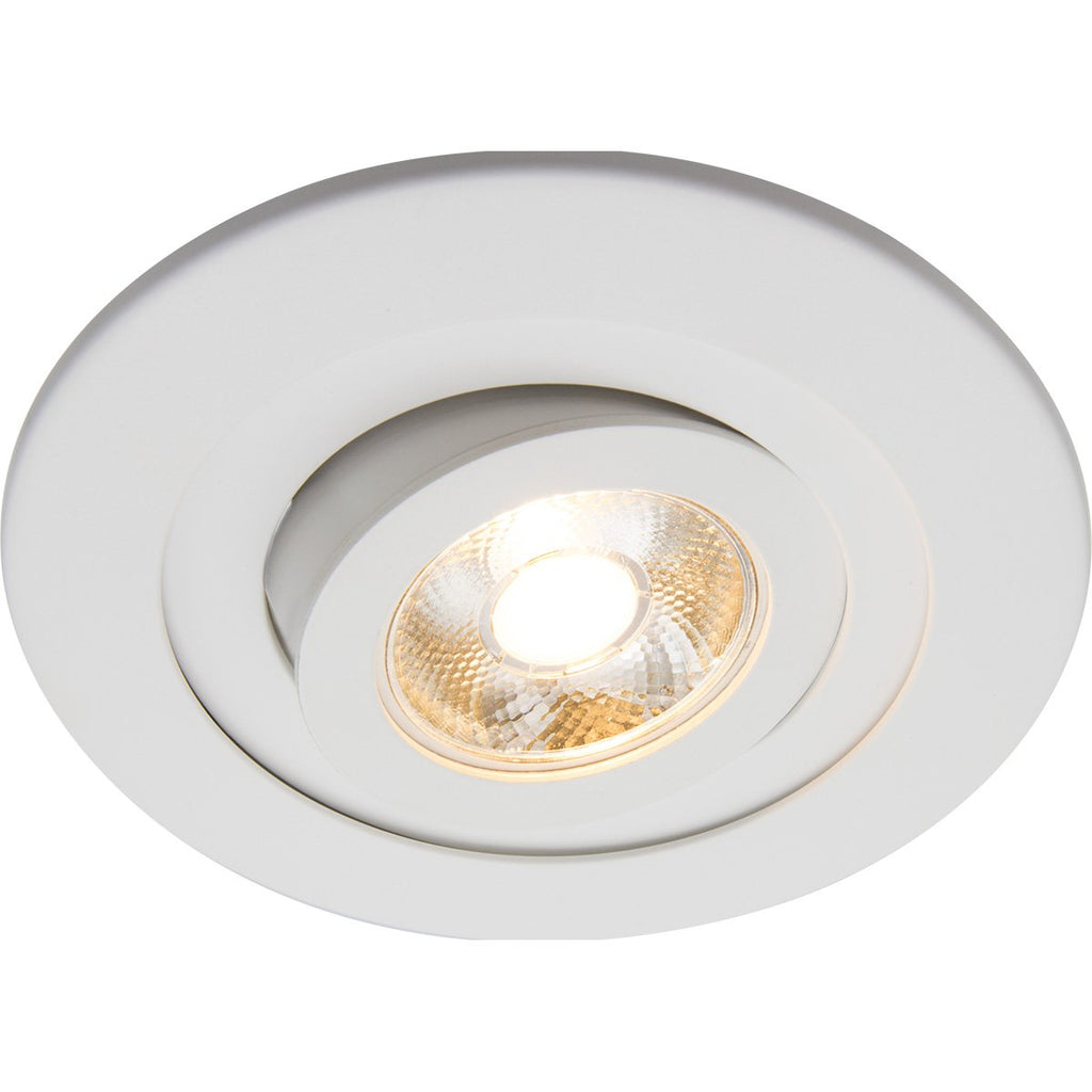 R4-488MW Round adjustable trim