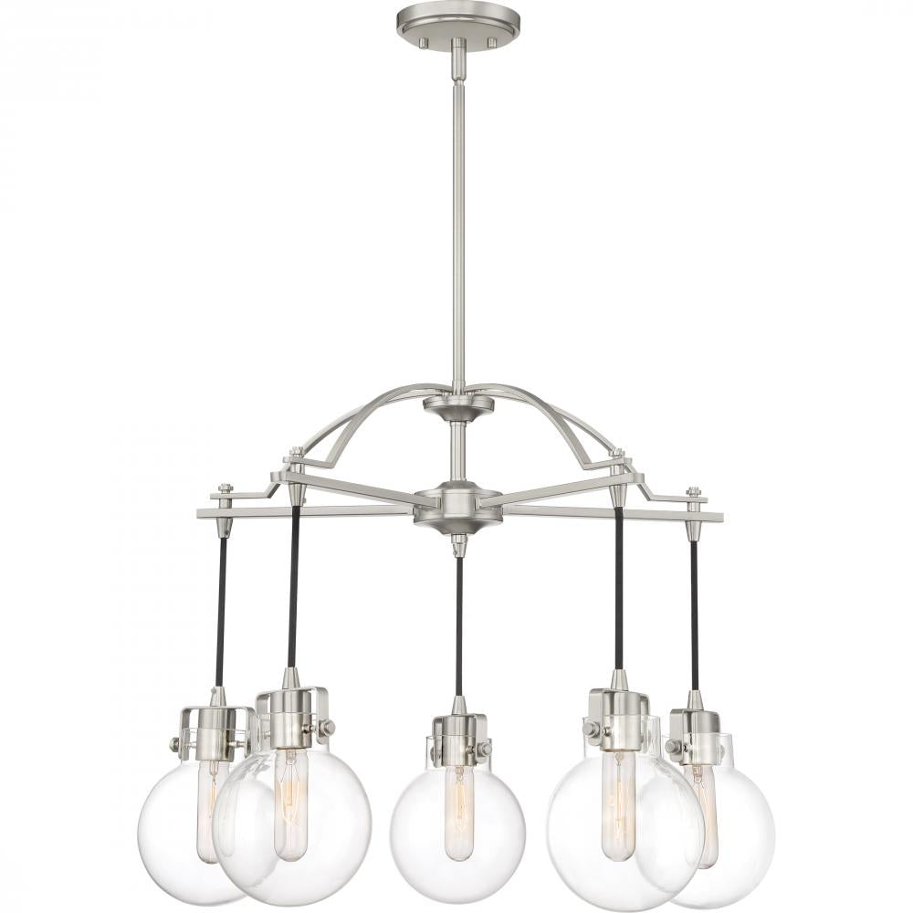 Sidwell Chandelier SDL5005BN