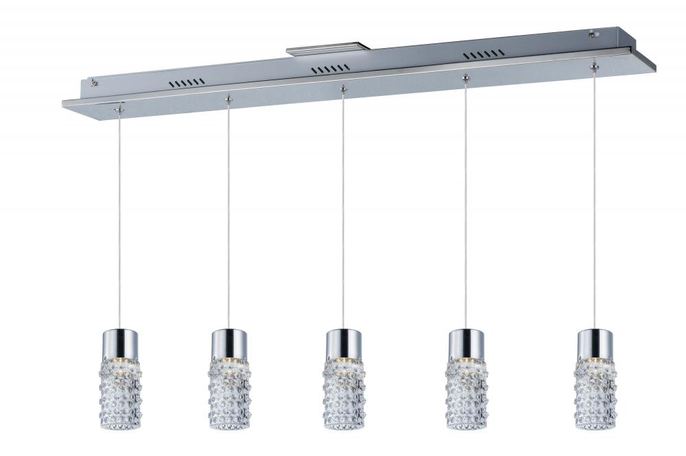 Polka 5-Light LED Pendant 20775