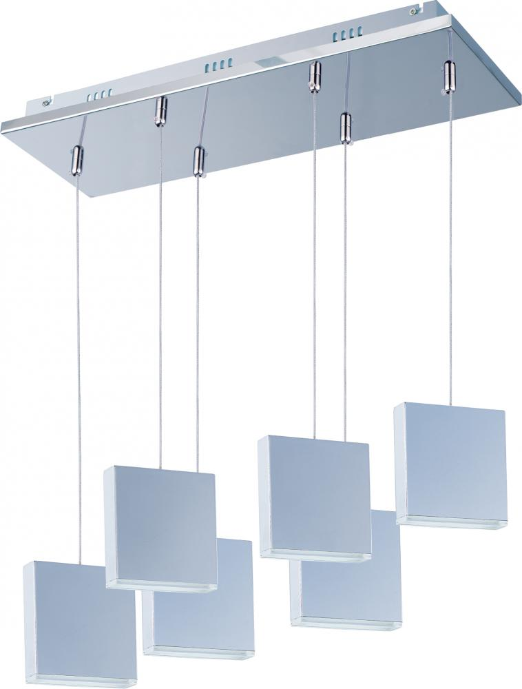Brick-Multi-Light Pendant 22266