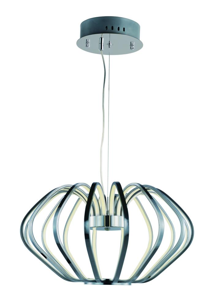 Argent LED-Single Pendant 24514