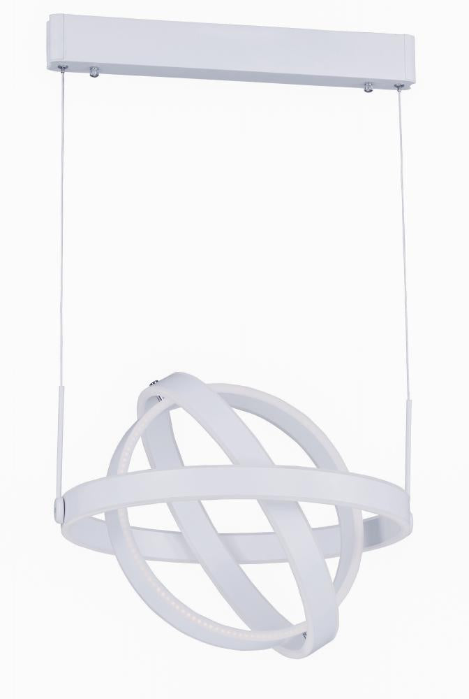 Gyro LED-Single Pendant 24582