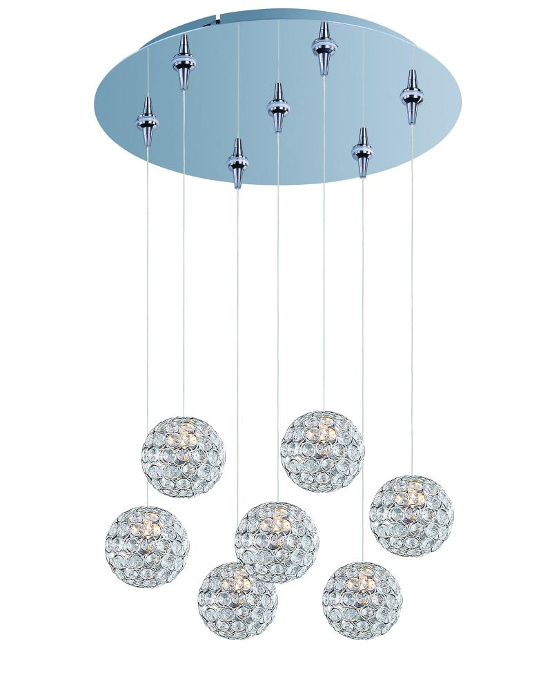 Brilliant-Multi-Light Pendant 93770