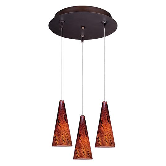 Lava-Multi-Light Pendant 94629
