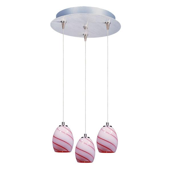 Swirl-Multi-Light Pendant 94636
