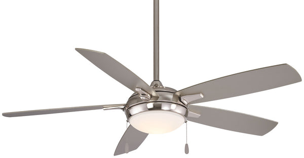 "Lun-Aire With Led Light - LUN-AIRE - LED 54"" CEILING FAN F534L"