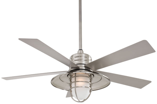 "Rainman� 54"" - Brushed Nickel Wet F582"