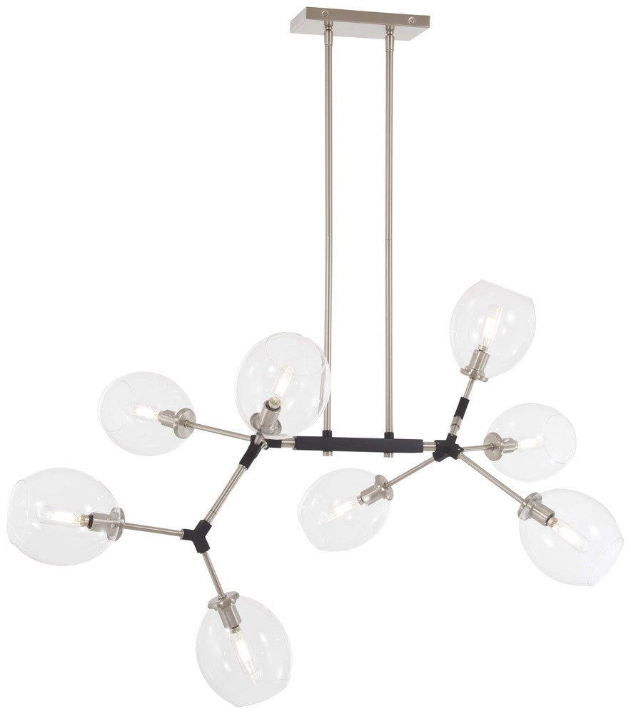 Nexpo - 8 Light Chandelier P1368