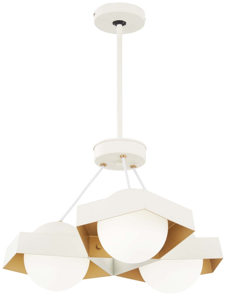 Five-O - Pendant (Convertible To Semi Flush) P1399