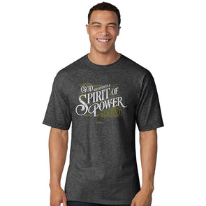 Light Source Mens T-Shirt Spirit Of Power T-Shirts